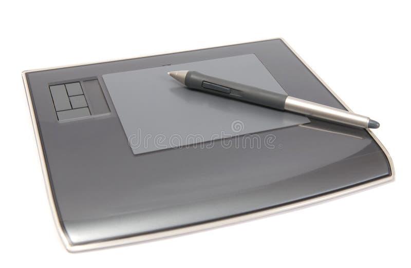 digitizerpenna fotografering för bildbyråer