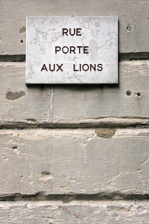 Dijon royalty free stock photography