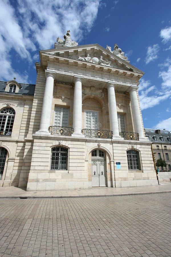 Dijon, Burgunder lizenzfreies stockfoto