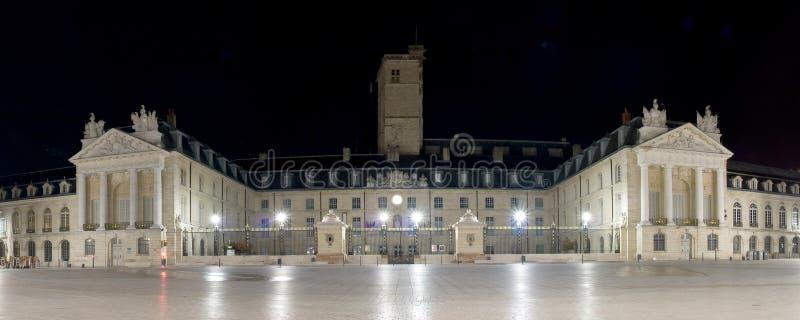 Dijon city stock photography