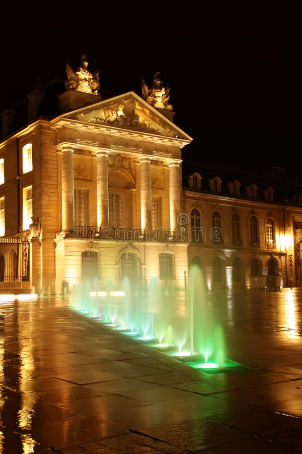 Dijon government building royalty free stock images