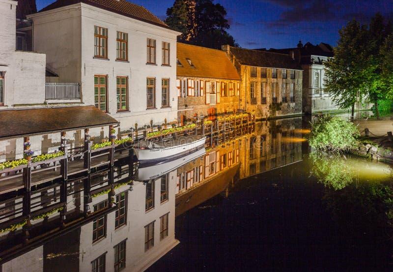 Download Dijver Canal In Bruges Belgium Editorial Photo - Image: 31908041