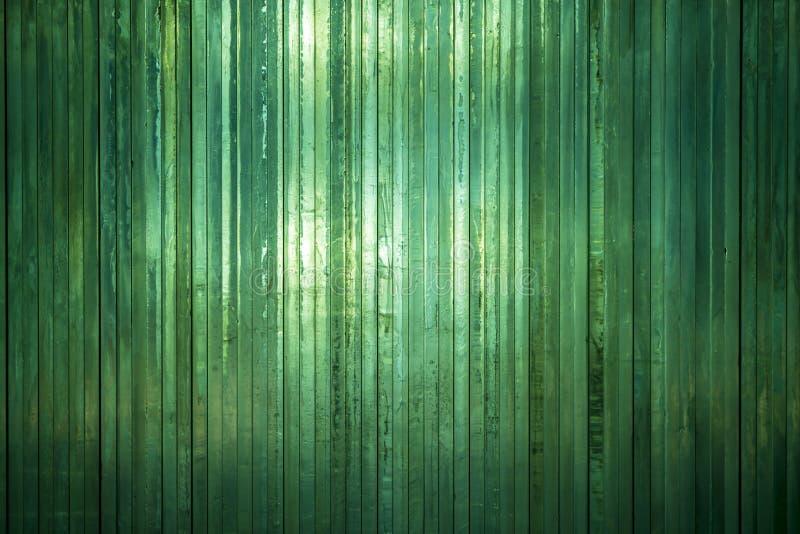 Dik groen glas royalty-vrije stock afbeelding
