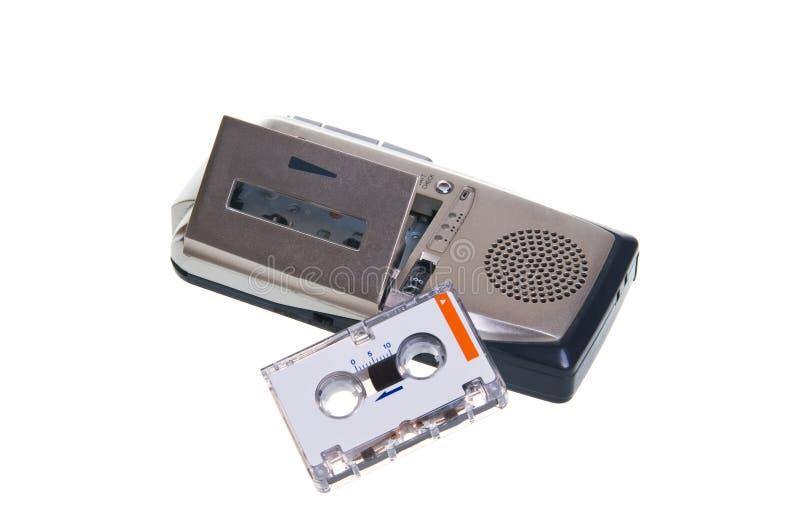 Diktaphon lizenzfreies stockbild