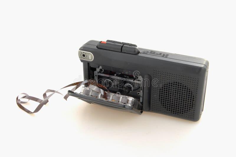 Diktaphone lizenzfreie stockbilder