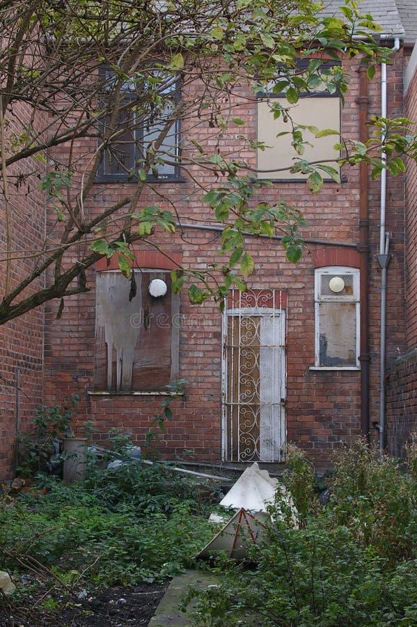 Dilapidated House 01 stock photos