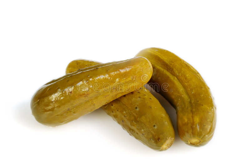 Dill Pickles stock photos