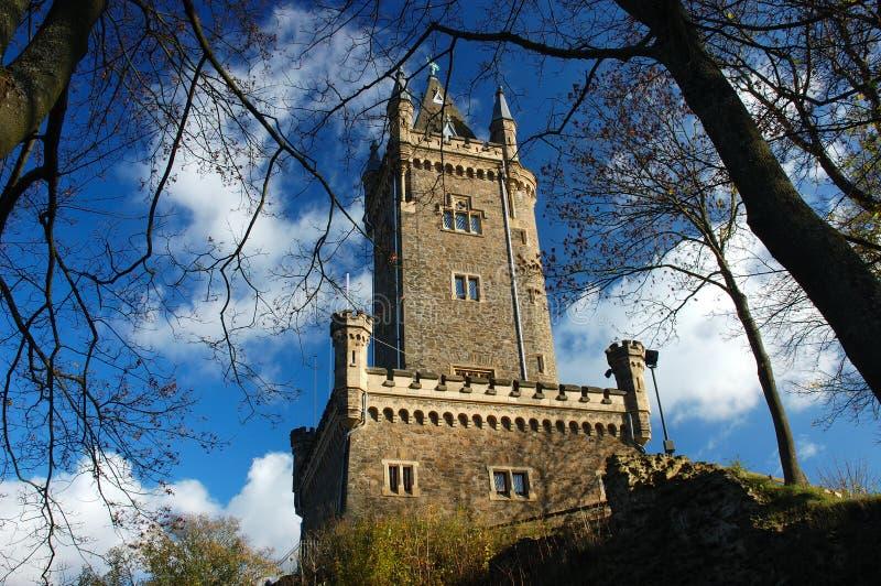 Dillenburg del castillo, Alemania fotos de archivo