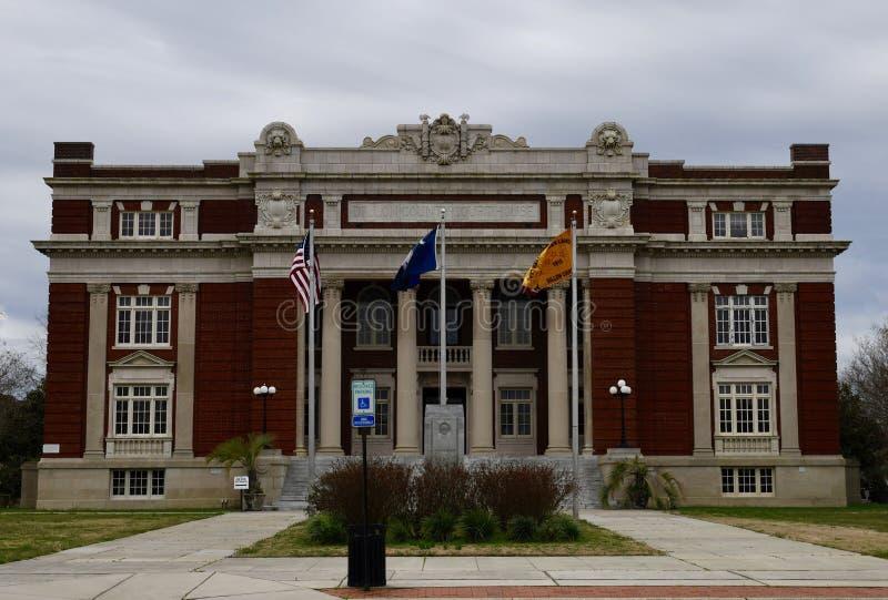 Dillon County Courthouse #1 fotos de archivo libres de regalías