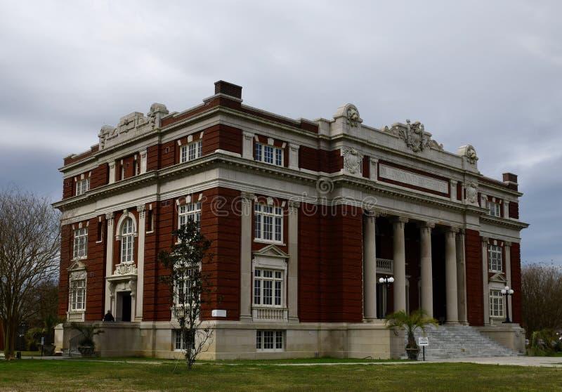 Dillon County Courthouse #2 imágenes de archivo libres de regalías