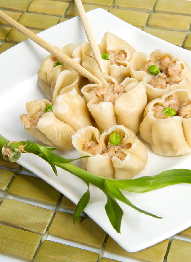 Dim Sum royalty free stock image