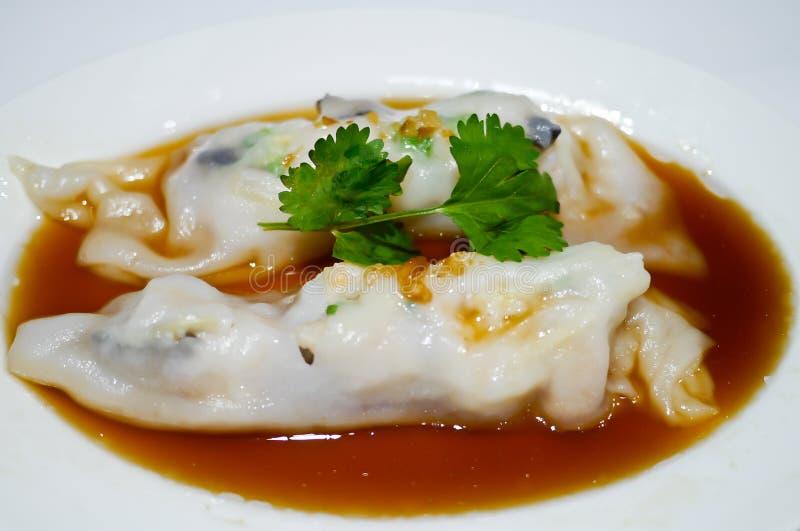 Download Dim Sum imagen de archivo. Imagen de roast, rodillo, cantonés - 42429813