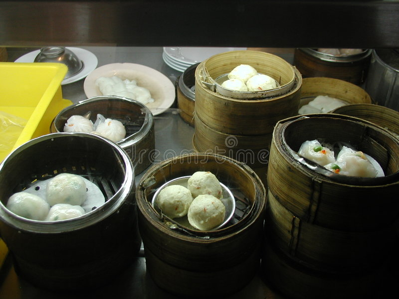 Dim Sum - Chinese food royalty free stock images