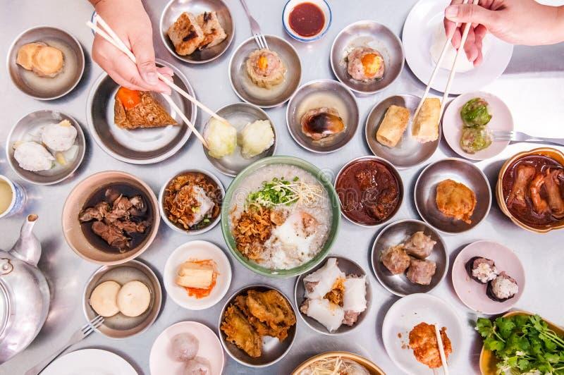 Dim Sum - Yum Cha stockbild