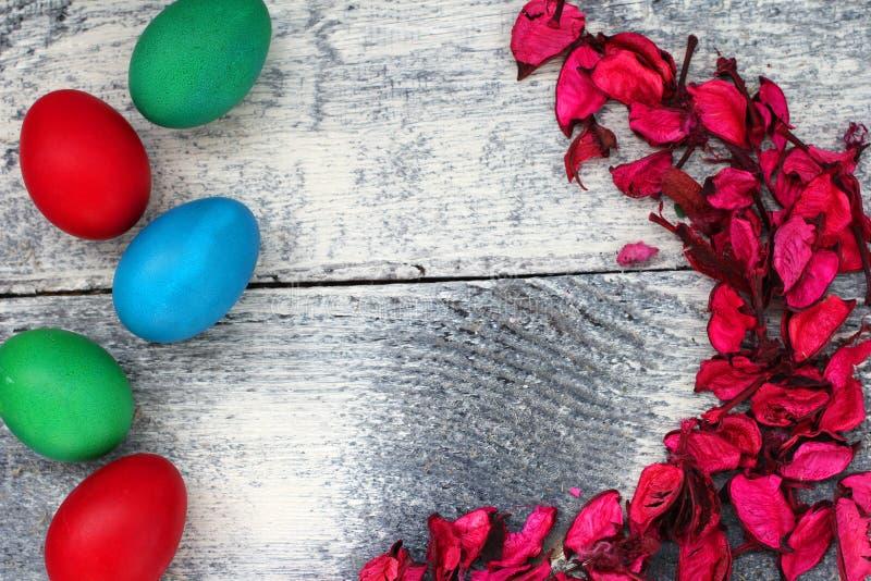 Dimanche de Pâques catholique de Pâques et dimanche de Pâques orthodoxe photos libres de droits