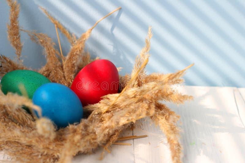 Dimanche de Pâques catholique de Pâques et dimanche de Pâques orthodoxe photos stock