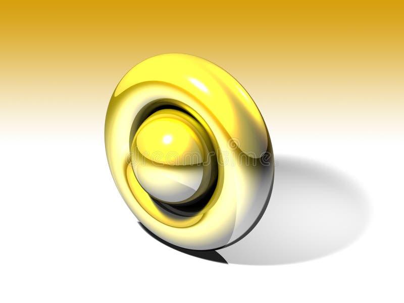 dimensión de una variable 3D libre illustration