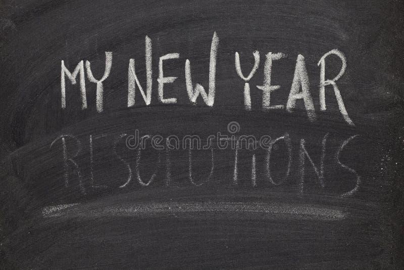 Dimenticando le risoluzioni di nuovo anno - concetto fotografie stock libere da diritti