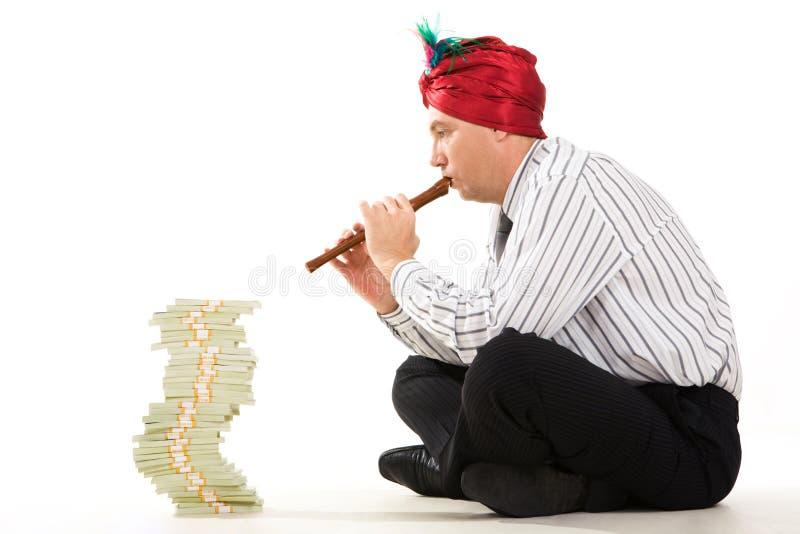 Diminuição financeira imagens de stock royalty free