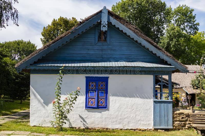 Dimitrie Gusti National Village Museum, Bucharest royalty free stock photography