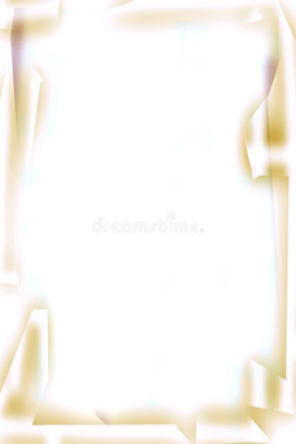 dimmigt papper för bakgrundsboarderbrown arkivbild
