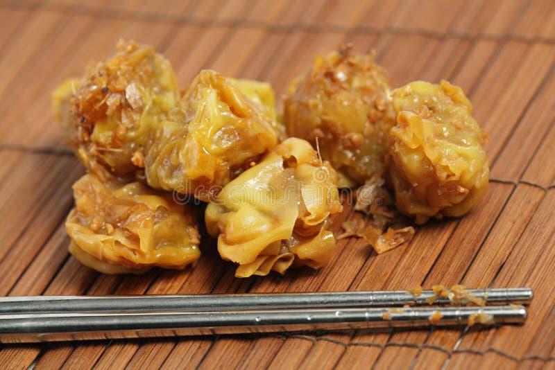 dimsum chiński jedzenie fotografia stock
