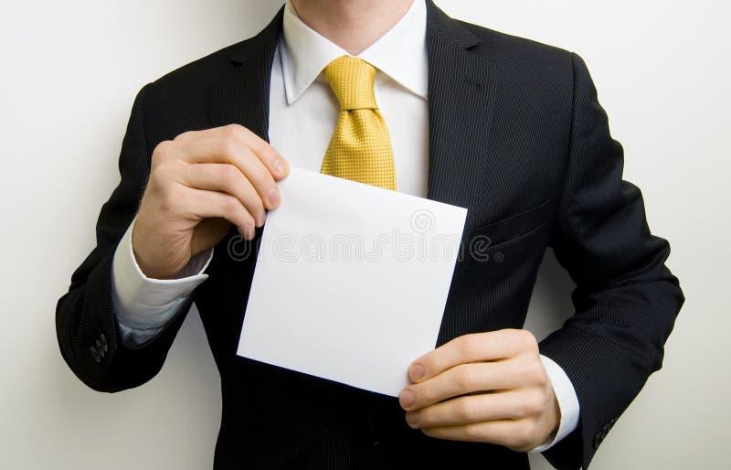 din text för annonseringsavstånd royaltyfri bild