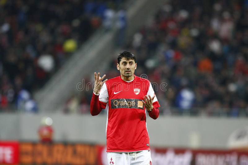 Download Dinamo Bucharest - Gaz Metan Medias Editorial Stock Photo - Image: 23662498