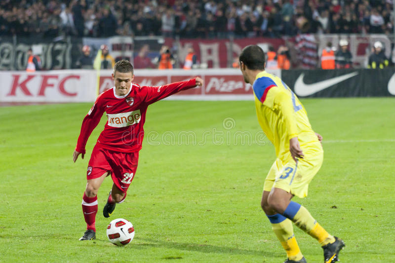 Download Dinamo Bucharest - Steaua Bucharest Editorial Stock Photo - Image: 16567648