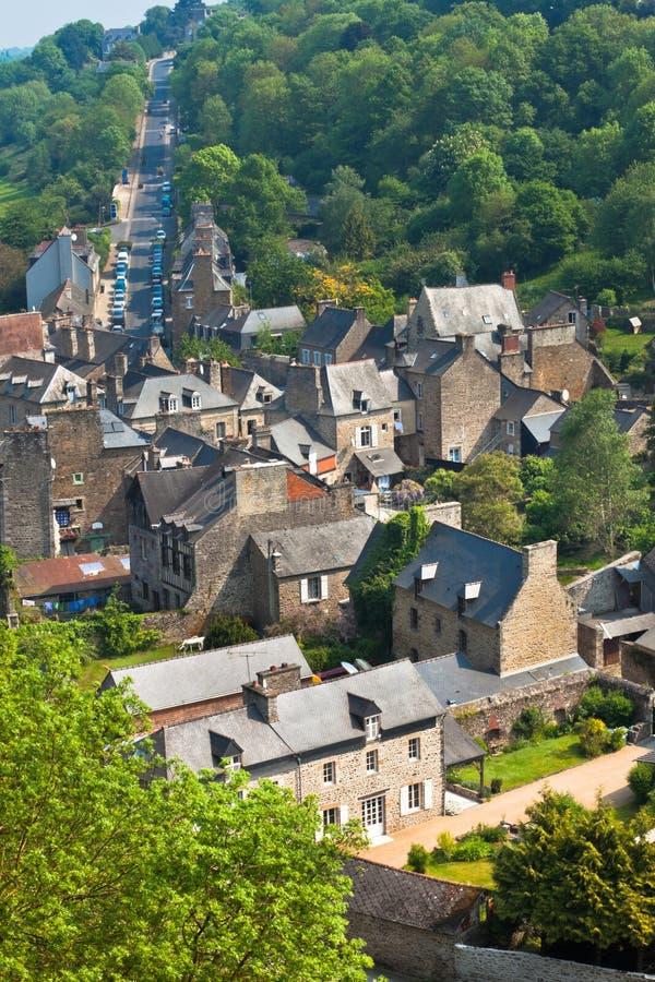Download Dinan,布里坦尼,法国 库存图片. 图片 包括有 欧洲, 传统, 灰色, britte, 拱道, 石头 - 30336867