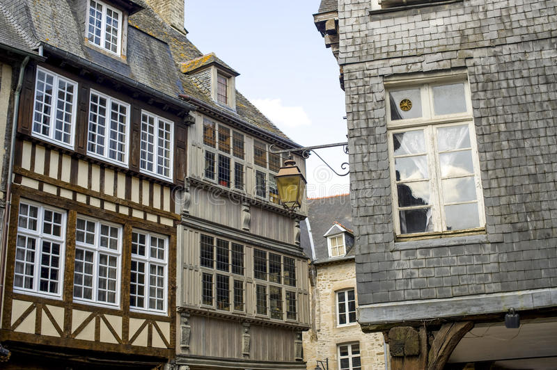 Download Dinan stock photo. Image of traditional, french, armor - 27033294
