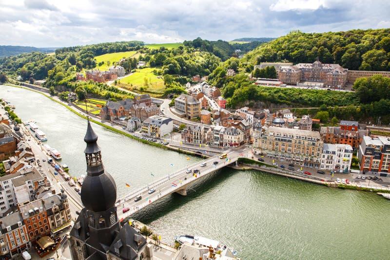 dinant的比利时 免版税图库摄影