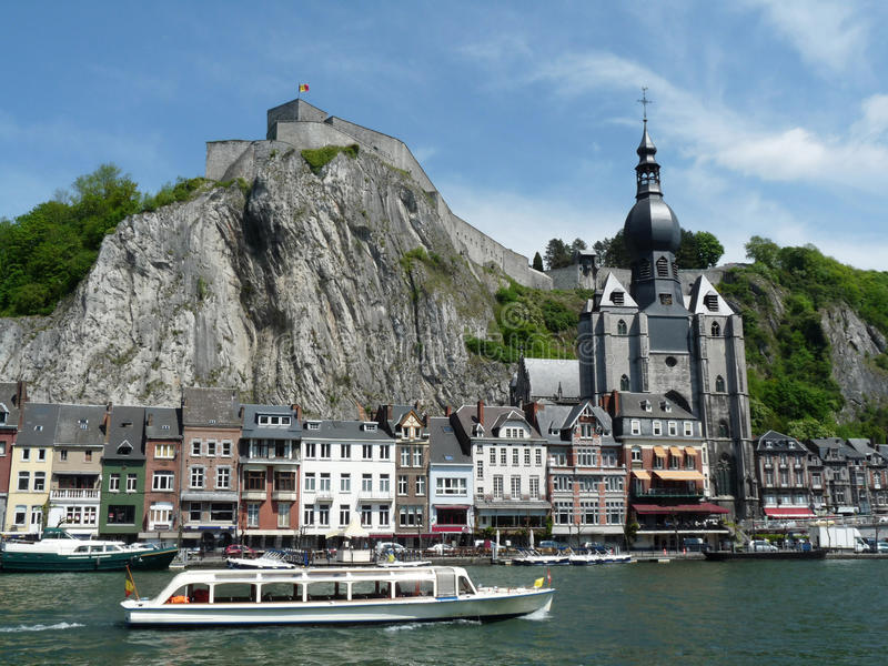 Dinant images stock
