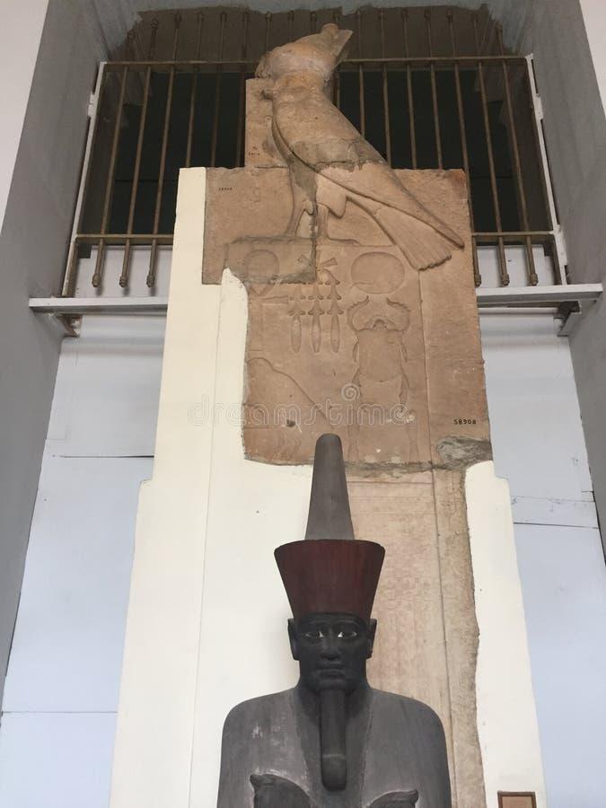Dinastia da estátua de Mentuhotep II 11a foto de stock royalty free