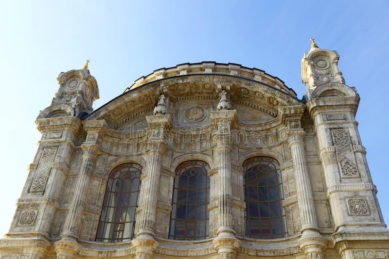 dinde ortakoy de mosquée d'Istanbul photo libre de droits