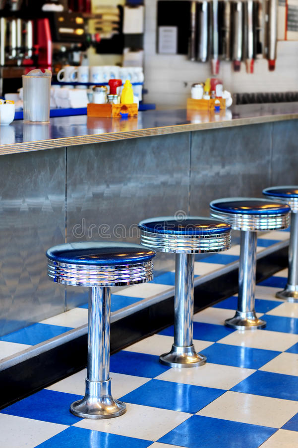 Diner royalty-vrije stock afbeelding