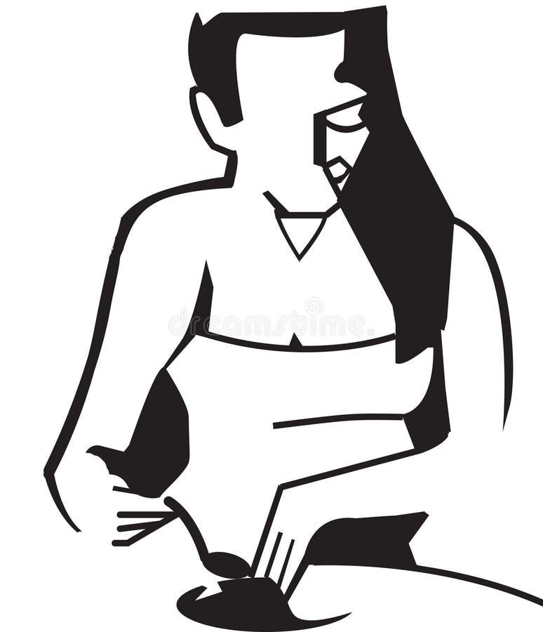 diner immagine stock