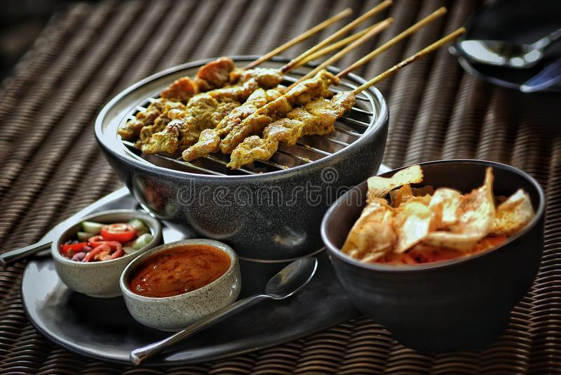 Food foodthai cook eat diner stock photo