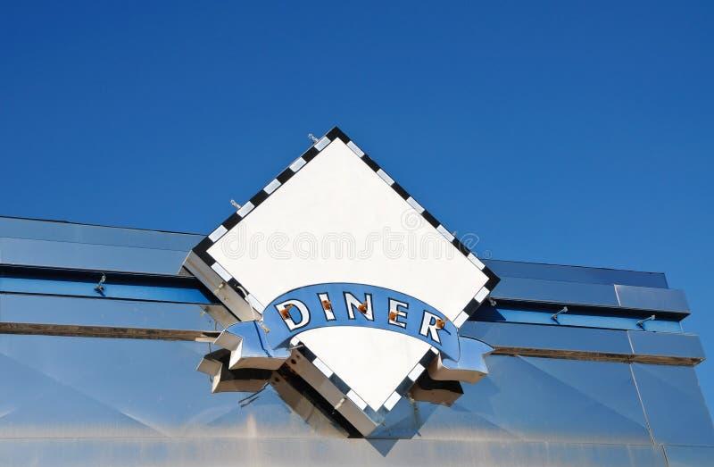 Download Diner Sign stock image. Image of retro, classic, symbol - 23194255