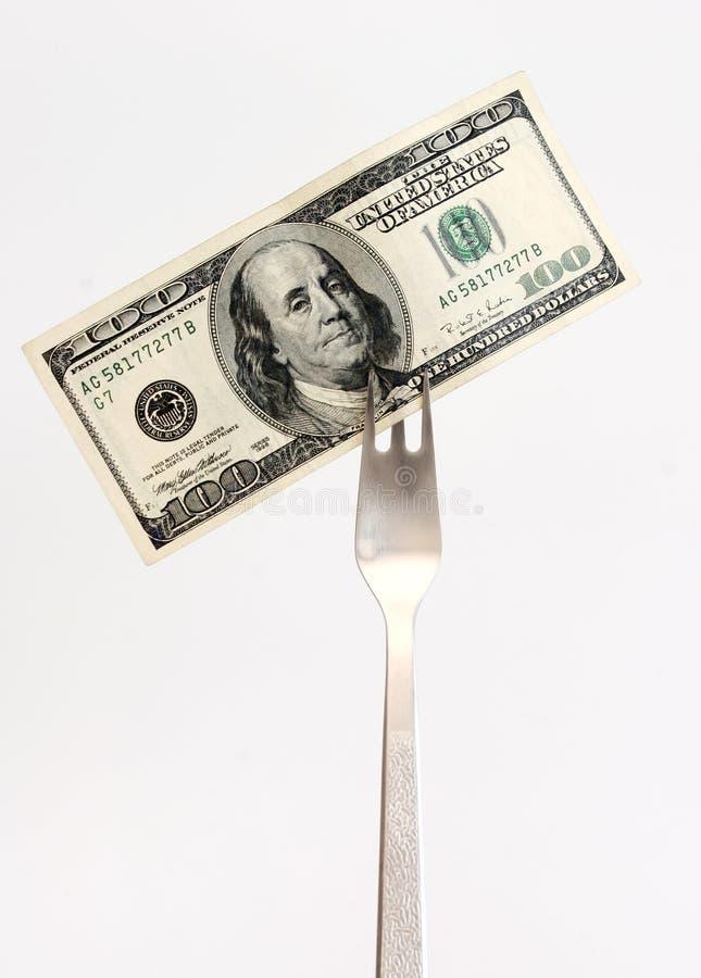 Dinero foto de archivo