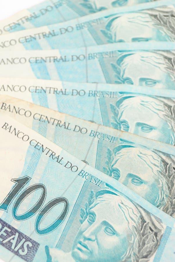 Dinero brasileño imagen de archivo libre de regalías