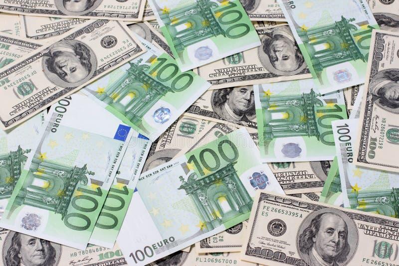 Dinero de los fondos. imágenes de archivo libres de regalías