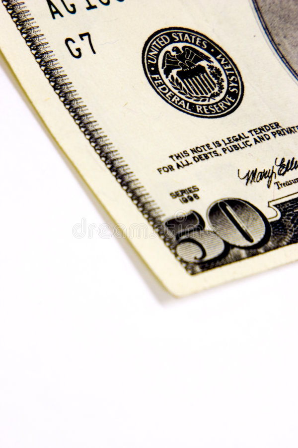 Dinero del efectivo fotografía de archivo libre de regalías