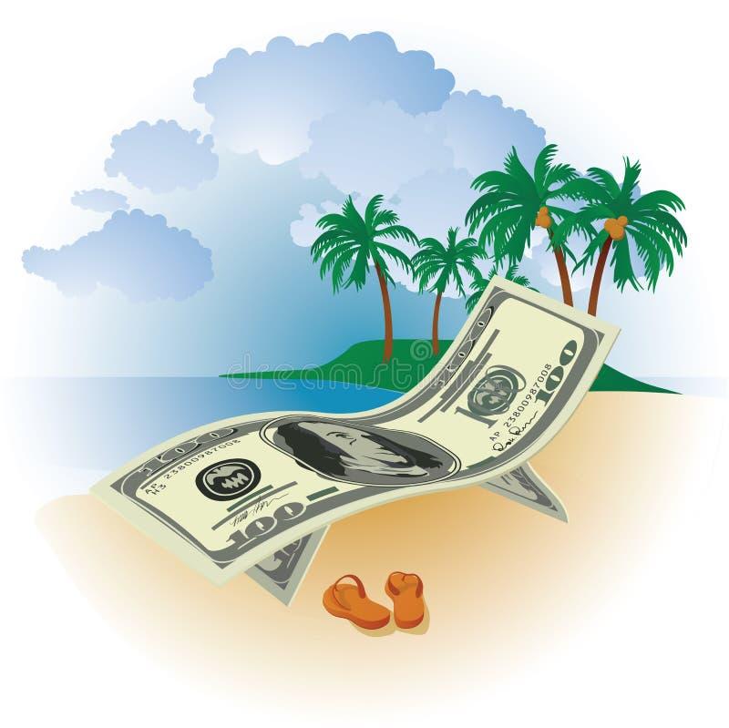 Download Dinero el vacaciones imagen de archivo. Imagen de color - 42439593