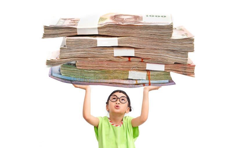 Dinero grande foto de archivo libre de regalías