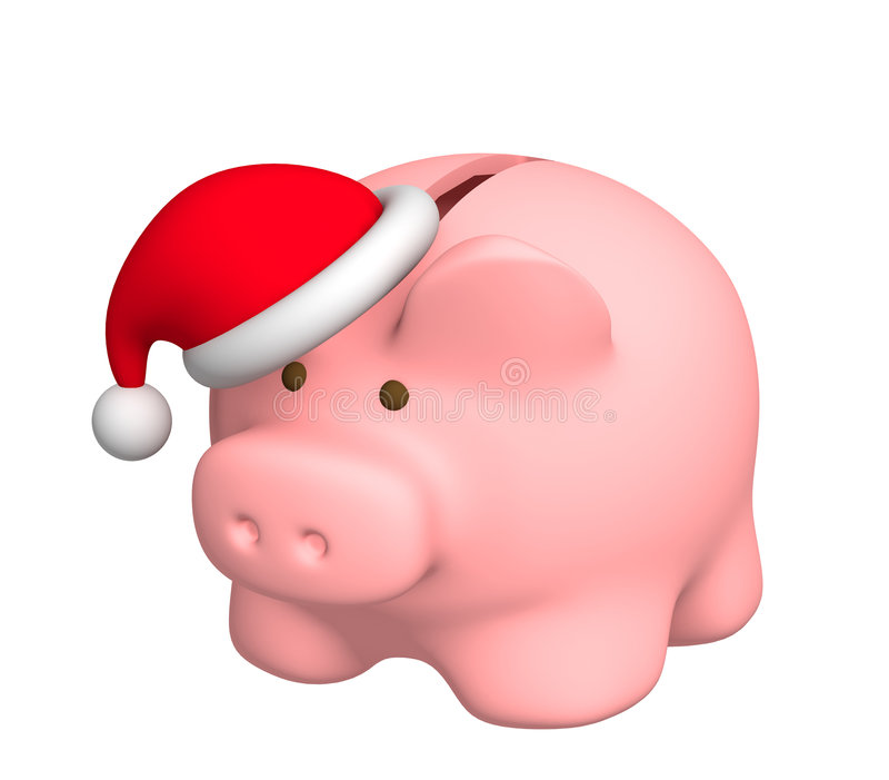 Download Dinero a la Navidad stock de ilustración. Ilustración de claus - 7287831