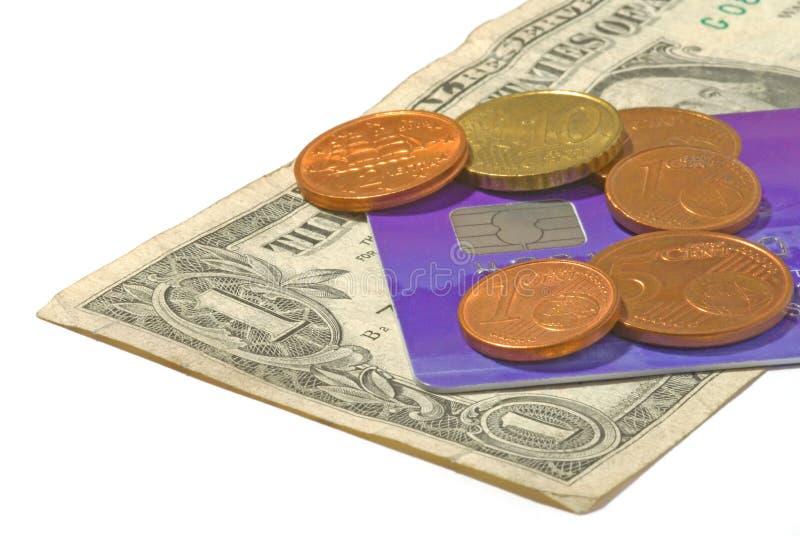 Download Dinero - Monedas Y Billete De Banco Imagen de archivo - Imagen de plástico, negocios: 7150759