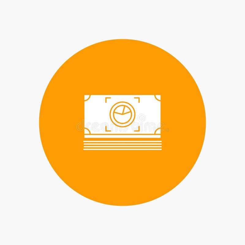 Dinero, paquete, efectivo, dólar libre illustration