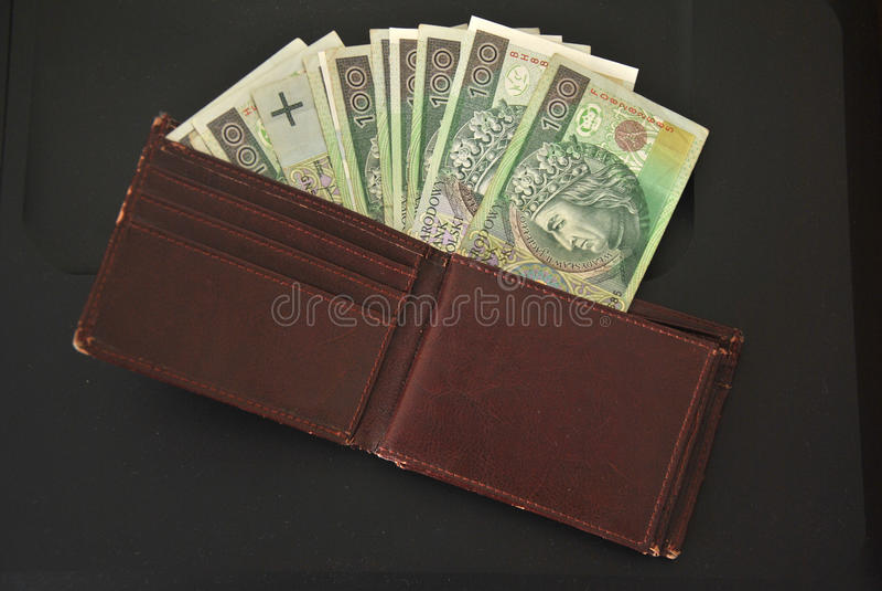 Download Dinero polaco foto de archivo. Imagen de polonia, paga - 42443062
