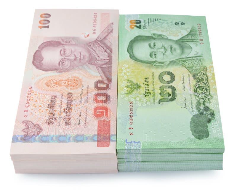Dinero tailandés imagen de archivo